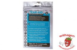 Tear-Aid repair kit Type B (alleen Vinyl/PVC)