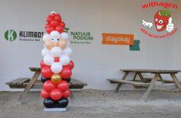 Ballonnen Kerstman