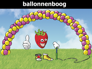 Ballonnenboog