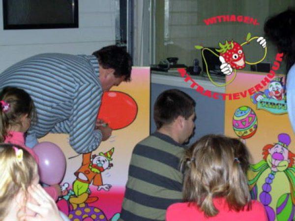 Ballonnen pompen