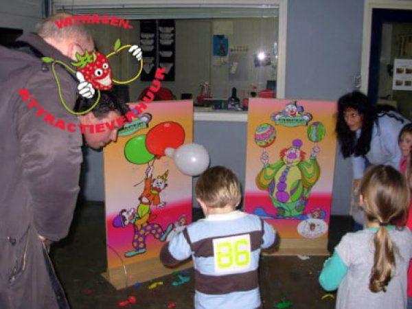 Ballonnen opblaasrace