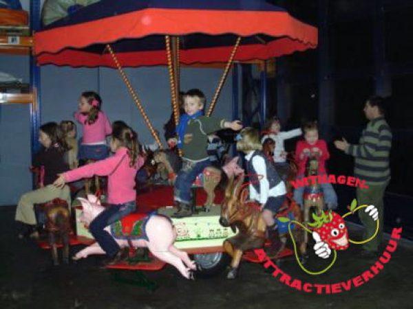 Nostalgische carrousel
