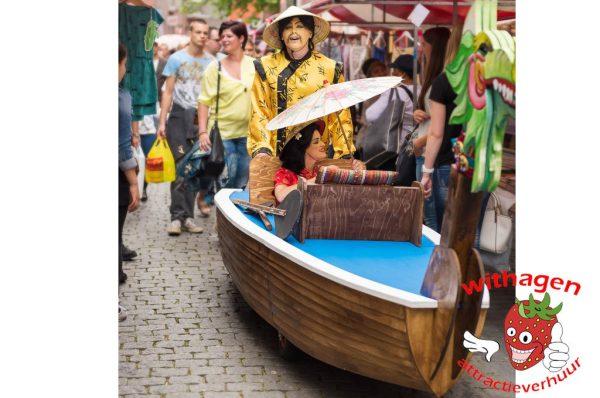 Chinese Drakenboot