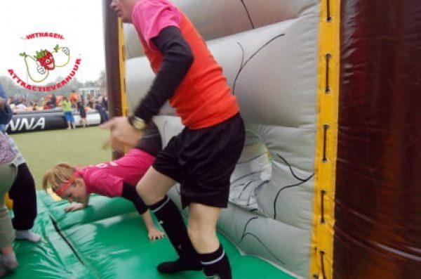 Kindvriendelijke stormbaan