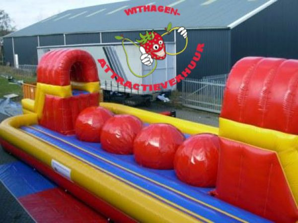 Wipeout mega balls huren