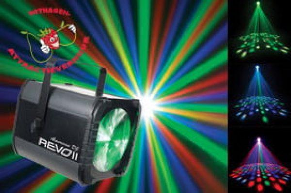 Revoled-lichtshow