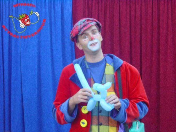 Ballonnen Clown Flap