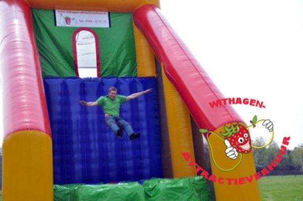 Base Jump vrije val