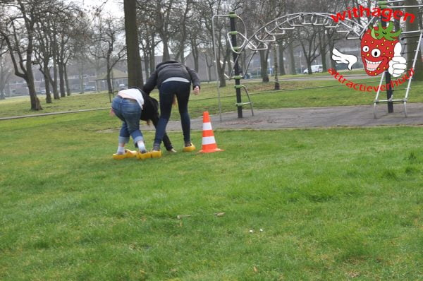 Hollands zeskamp spel