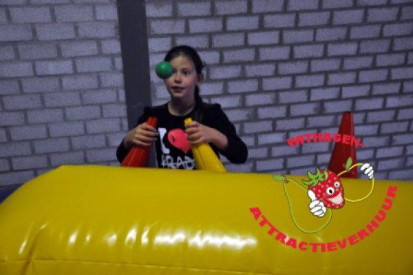 Zweefbal kinderattractie