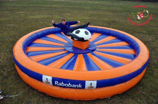 Rabobank rodeorijden voetbal