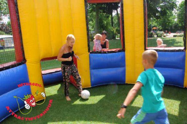 Pannakooi voetbalspel