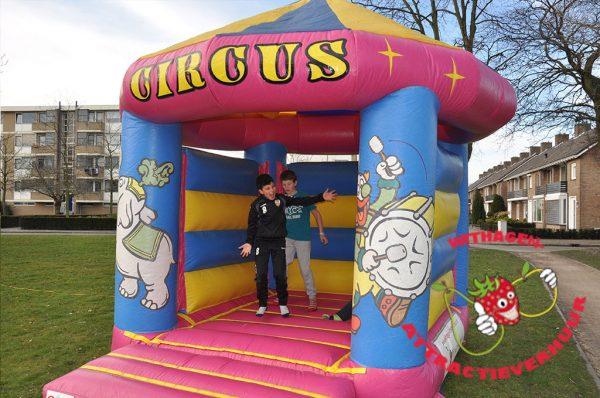 Circus springkussen huren