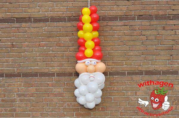 Wanddecoratie Ballonfiguur
