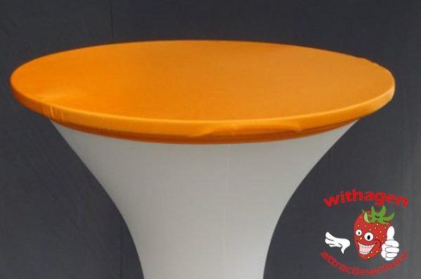 Oranje topcover