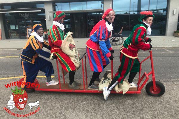 Zwarte Pieten step huren