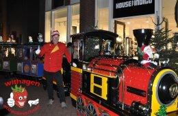 kinder kerst trein