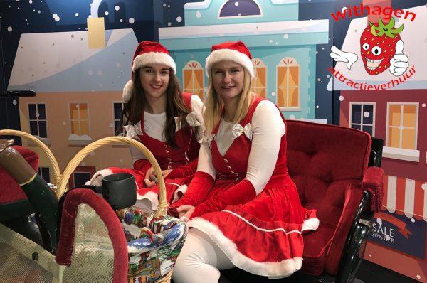 Kerstvrouwen