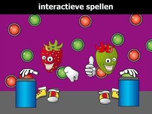 Interactieve spellen