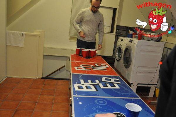 Beer Pong spelen