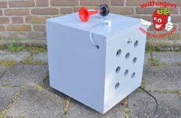 Toeter box