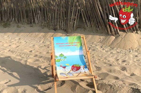 Strandstoel doek