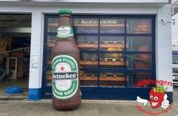 heineken bierfles opblaasbaar