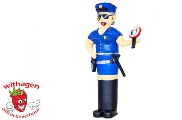 Sarah politie vrouw